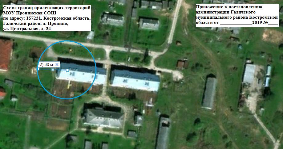Пронинская школа